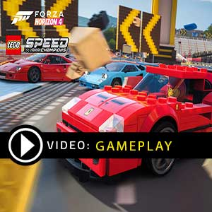Forza Horizon 4 LEGO Speed Champions Gameplay Video