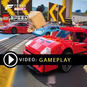 Forza Horizon 4 LEGO Speed Champions Gameplay Video