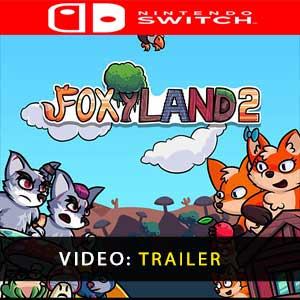 FoxyLand 2 Nintendo Switch Prices Digital or Box Edition