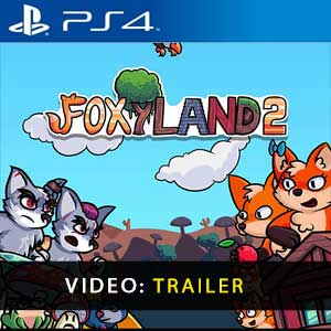 FoxyLand 2 PS4 Prices Digital or Box Edition