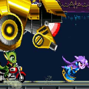 Freedom Planet Characters
