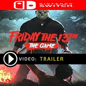 Friday the 13th Nintendo Switch Prices Digital or Box Edition