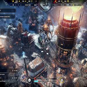 Frostpunk: Heat Generator Tower
