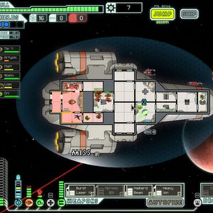 FTL Faster Than Light Spaceship Structure