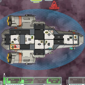 FTL Faster Than Light Battle