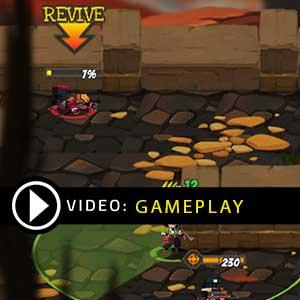 Full Metal Furies Gameplay Video
