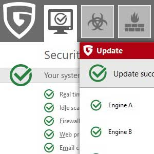 G Data Total Security - Update