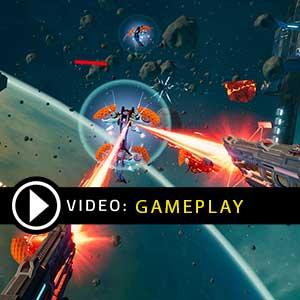 Galactic Rangers VR Gameplay Video