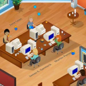 Game Dev Tycoon - Office