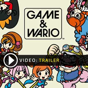 Game & Wario Nintendo Wii U Prices Digital or Box Edition