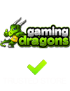 Gamingdragons Review, Rating and Promotional Coupons