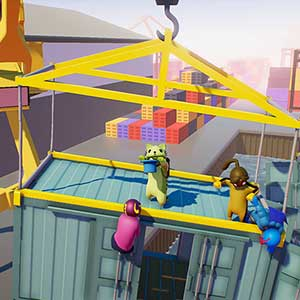 Gang Beasts - Gelatinous