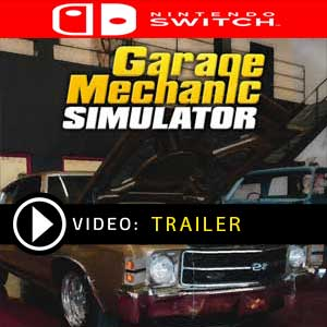 Garage Mechanic Simulator Nintendo Switch Prices Digital or Box Edition