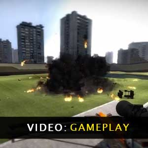 Garrys Mod gameplay video
