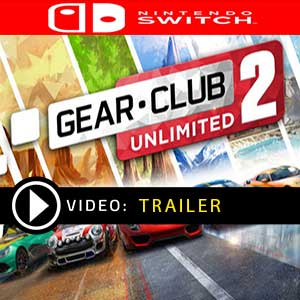 Gear.Club Unlimited 2 Nintendo Switch Prices Digital or Box Edition