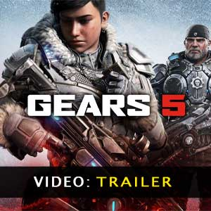 Gears 5 Trailer Video