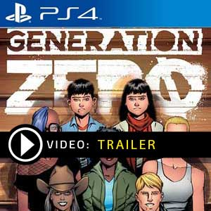 Generation Zero PS4 Prices Digital or Box Edition