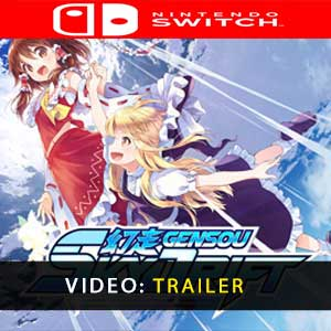 GENSOU Skydrift Nintendo Switch Prices Digital or Box Edition