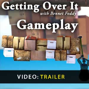 Getting Over It with Bennett Foddy Digital Download Price Comparison
