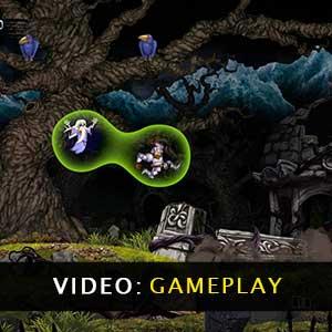 Ghosts n Goblins Resurrection Gameplay Video