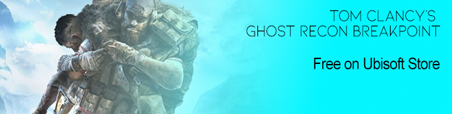 Ghost Recon Breakpoint Free Game
