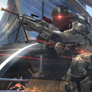 Ghost Recon Phantoms - Charge