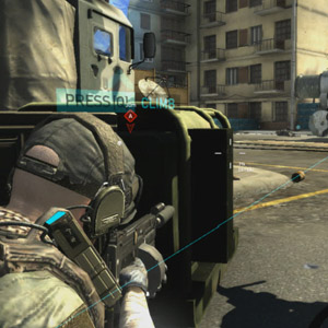 Ghost Recon Phantoms - Systems