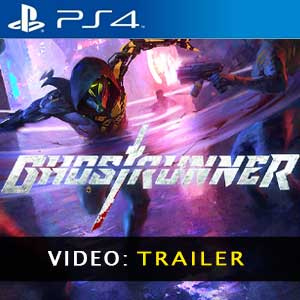 Ghostrunner Trailer Video
