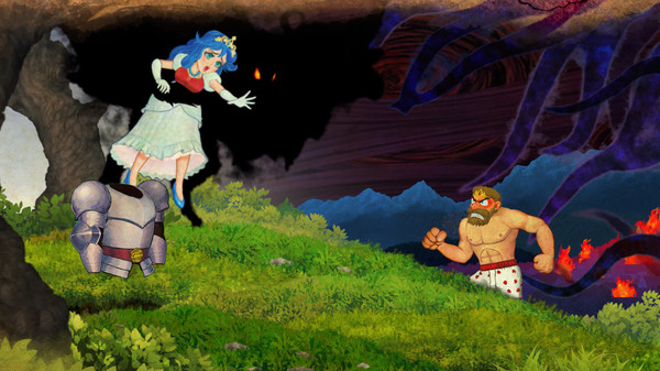 Ghosts n Goblins Resurrection Characters