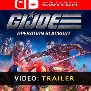 Gi Joe Operation Blackout Video Trailer