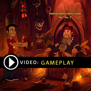 Gibbous A Cthulhu Adventure Gameplay Video