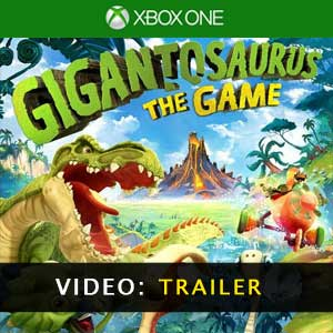 Gigantosaurus The Game Xbox One Prices Digital or Box Edition