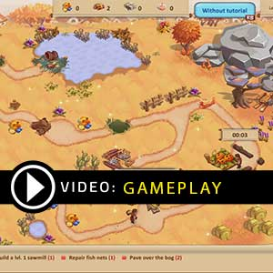 Gnomes Garden Lost King Gameplay Video