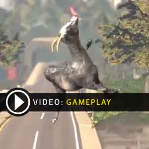 Goat Simulator Gameplay Video