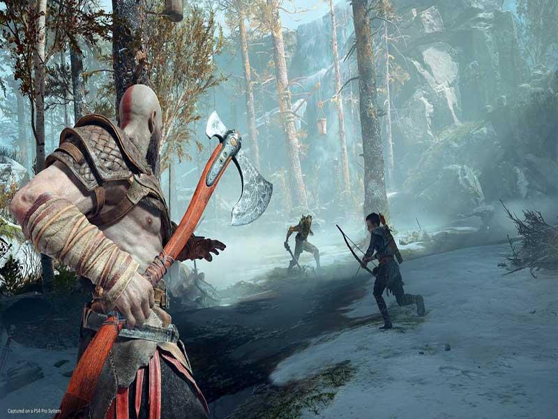 US Region: God of war 3 remastered Platinum Save ...
