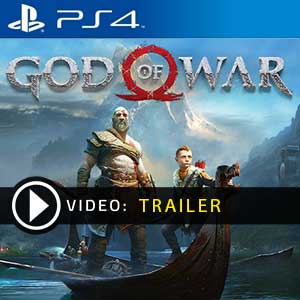 God of War 4 PS4 Prices Digital or Box Edition