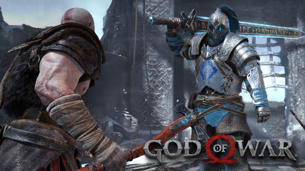 God of War Studio Banner