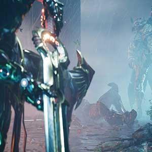 Godfall weapon - Obsidian Blades