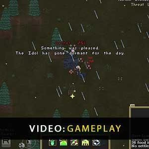 Gods of the Fallen Land Gameplay Video