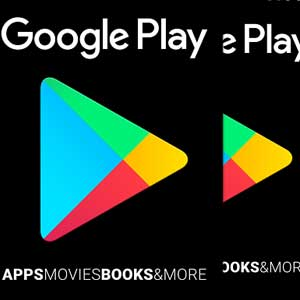 Google Play Gift Card denominations
