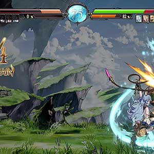 fantasy game blends fighting game