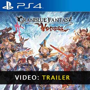 Granblue fantasy versus PS4 Prices Digital or Box Edition