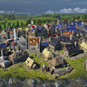 Grand Ages Medieval PS4 - Town
