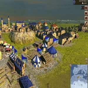 Grand Ages Medieval Gameplay PS4