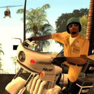 Grand Theft Auto San Andreas - Police Officer