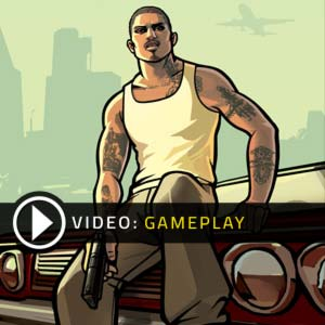 Grand Theft Auto San Andreas Gameplay Video