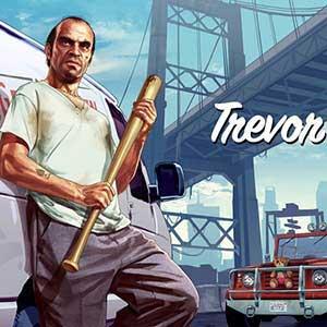 GTA 5 PS4 - Trevor