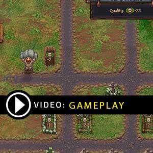 Graveyard Keeper Nintendo Switch Gameplay Video