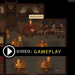 Graveyard Keeper PS4 Gameplay Video