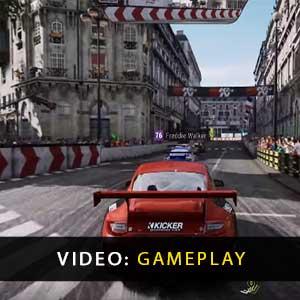 GRID Gameplay Video